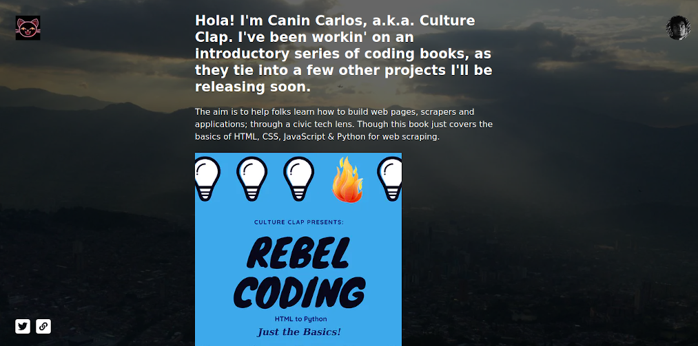 Rebel Coding's Product Hung Ship page
